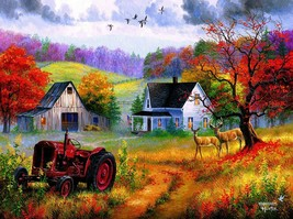 Heartland Home 1000 pc Jigsaw Puzzle by SUNSOUT INC - $26.14