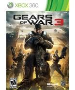 Gears of War 3 [video game] - $19.75