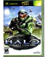 XBOX - HALO COMBAT EVOLVED  - $8.95