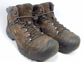 Keen Braddock Waterproof Utility Men's Steel Toe Work Boots Size 10 M (D) EU 43
