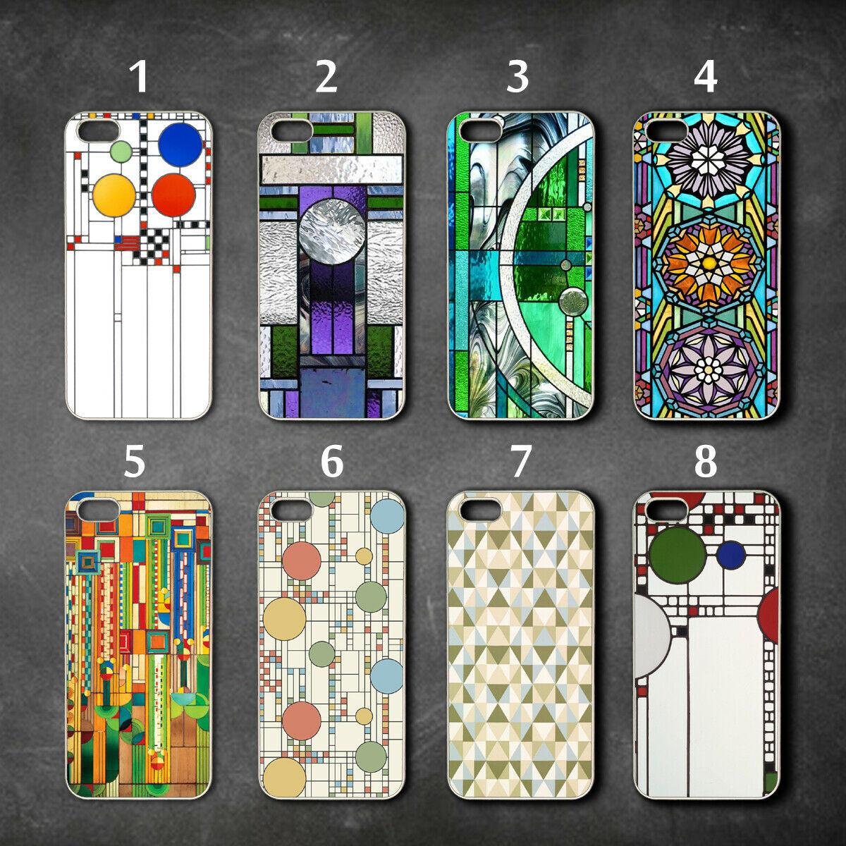 Frank Lloyd Wright  Iphone 7 case 5 5c 6 plus 6 8 7+ 8+ X XS XR XS MAX
