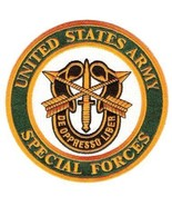 US Army Special Forces Insignia Patch - $11.87