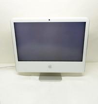 "Apple iMac A1200 24"" MA456LL 2.16 GHz Core 2 Duo 250GB 1GB 2006 - $119.99"