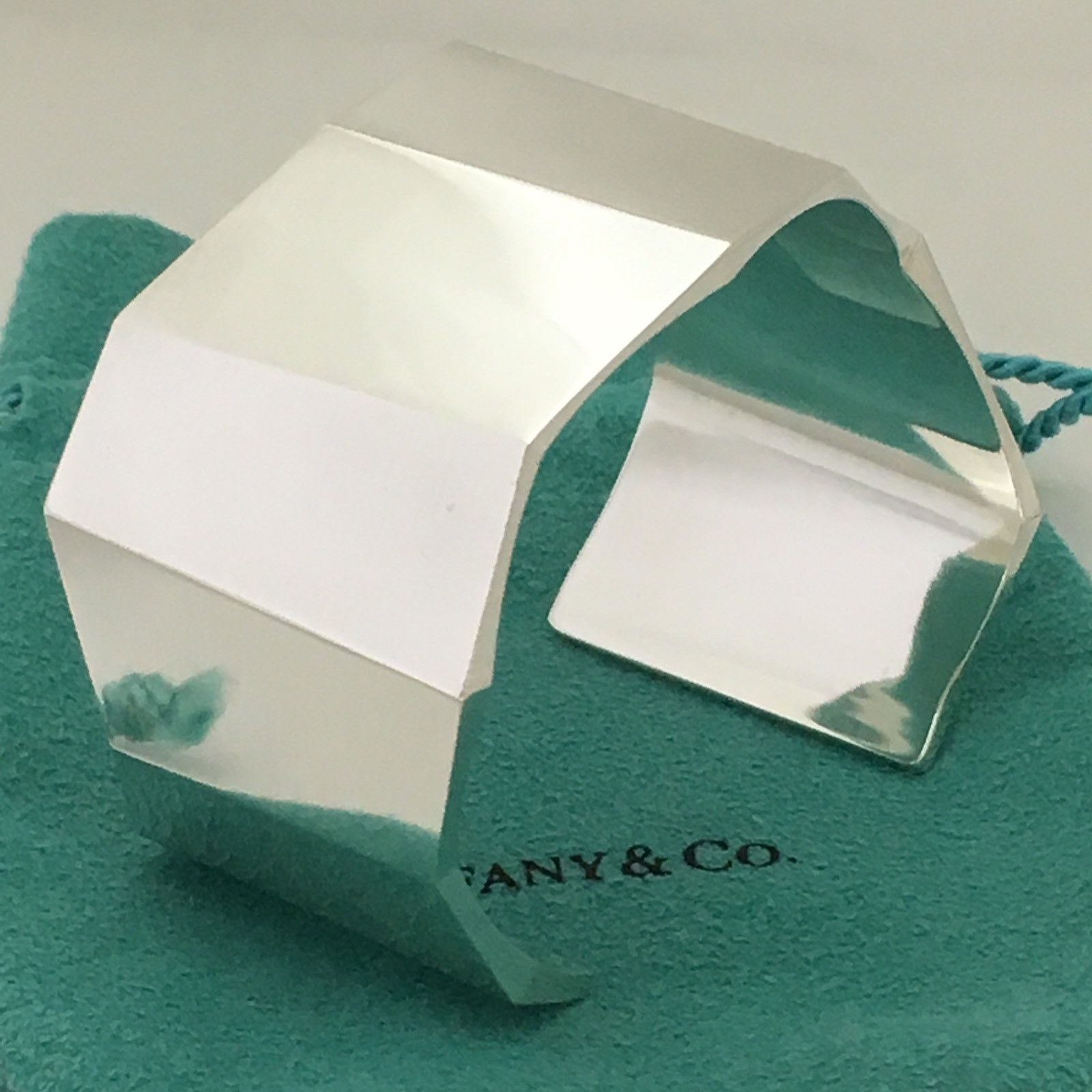 Tiffany & Co Sterling Silver Frank Gehry and 50 similar items