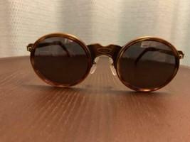 Jean Paul Gaultier Vintage Sunglasses Men's Retro Round Lens Rare Used - $352.43