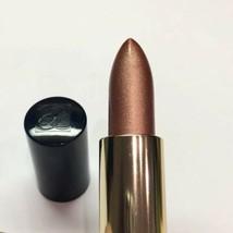 Estee Lauder Tiger Eye Shimmer Pure Color Lipstick 86 Full Size New Navy Case - $28.94