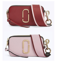 MARC JACOBS Snap Shot Small Camera Bag with Free Gift Free Shipping - $286.25