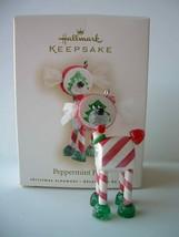 Hallmark Keepsake Ornament Peppermint Pup 2007 - $14.99