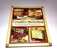 Debbie Mumm Creative Stenciling for Your Home Book 23 Stencil Pages - $10.90