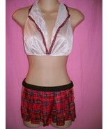 Tease Bodywear Lingerie Sexy Schoolgirl Set : One Size - $31.95