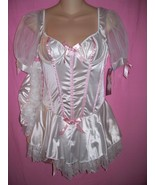 Escante Lingerie Lil' Bo Peep Costume with Hat ... - $31.95