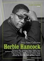 New Jazz Piano Collection Herbie Hancock Shinsou Ban Sheet Music Book Ja... - $70.49