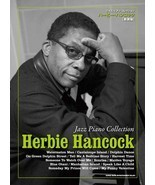 New Jazz Piano Collection Herbie Hancock Shinsou Ban Sheet Music Book Ja... - $71.37