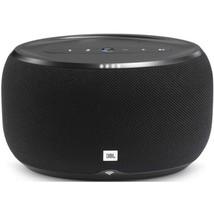JBL Link 300 JBLLINK300BLKUS Bluetooth Portable Speaker With Google Assi... - $143.11