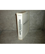 History of Modern Art by Arnason HCwDJ published by Prentice-Hall-Abrams... - $8.26