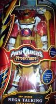 Power Rangers Mystic Force Red Legend Mega Talking Power Ranger Poster NEW - $30.00