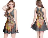 Marlyn with fire reversible dress thumb155 crop