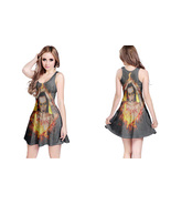 Marlyn With Fire Reversible Dress - $21.99+