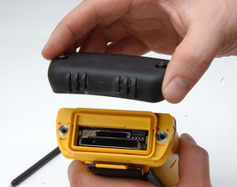 McElroy DataLogger 4 Standard Compact Flash CF Top Cover Cap - $34.00