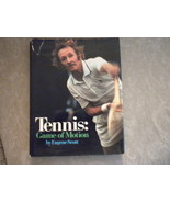 Tennis Game of Motion by Eugene Scott many photos & 6 pro signatures 197... - $39.99
