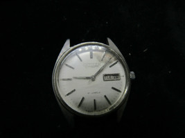 1981 CITIZEN 21 JEWEL AUTOMATIC WATCH FOR YOU TO REPAIR DIAL OR FOR PARTS - $125.00