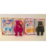 Beanie Babies Ty Plush Millennium The End Set McDonalds Teenie Beanies - $9.40