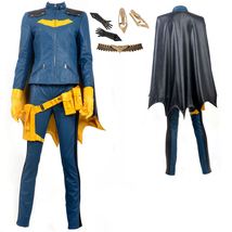 The New 52 Batgirl Batman Adult Female Superhero Cosplay Costume - $223.14