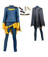 The New 52 Batgirl Batman Adult Female Superhero Cosplay Costume - $223.14