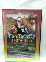 The Beverly Hillbillies Vol. 3 DVD New Sealed 5 Classic 30 minute Ep. Re... - $8.91