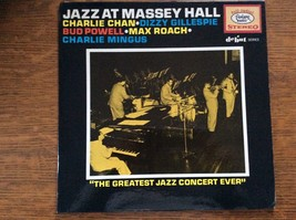 Jazz At Massey Hall 1962 Fantasy F-2148 Live First Stereo Pressing Color... - $69.29