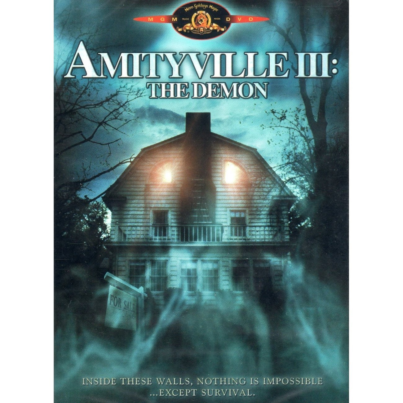 AMITYVILLE HORROR 1-2-3+Remake+Confidential-NEW 5 DVD