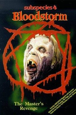 BLOODSTORM Subspeices 4 - Masters Revenge - Sexy Vampire - NEW DVD