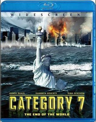 CATEGORY 7: Gina Gershon + Shannon Doherty - NEW BLU RAY
