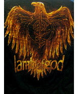 T-Shirt concert Lamb of God American metal band from Richmond Virginia - $39.95