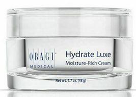 Obagi Hydrate Luxe Moisture-Rich Cream 1.7 Oz - NEW - $65.90