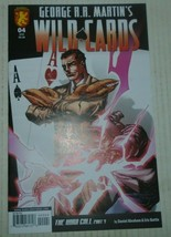 George R R Martin's Wild Cards # 4 Abraham Battle 2008 Dabel Brothers Pu... - $1.59