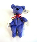 Elvis The King Purple Elvis-A-Rama Museum Bear Bean Bag  with Hangtag - $8.99