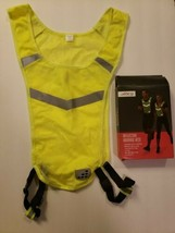 Pro-Form Reflective safety vest for running or biking at night S/M  New - £11.76 GBP