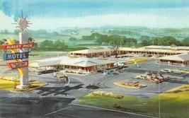 NATCHEZ, Mississippi~MS  ALBERT PICK MOTEL  Roadside  c1960's Artist's P... - $5.84