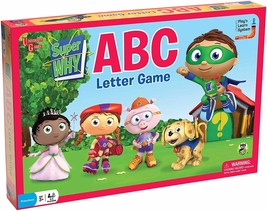 Super Why ABC Letter Game - $33.39