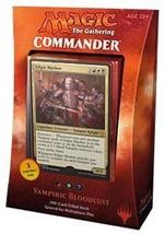 Magic The Gathering MTG Commander 2017 Deck - Vampiric Bloodlust - $191.08