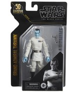 Star Wars Grand Admiral Thrawn 50th Anniversary Black Series Archive Collection - $34.98