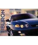 2000 Hyundai TIBURON sales brochure catalog US 00 - $8.00