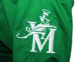 Lebron James #9 Irish High School New Men Football Jersey Green Any Size image 4