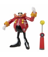 Sonic The Hedgehog Action Figure 4-Inch Dr. Eggman with Checkpoint Acces... - $28.21