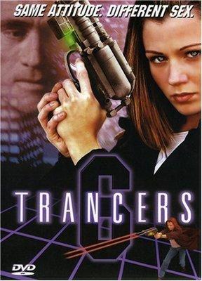 TRANCERS 6: Charles Band's Horror- Zette Sullivan - RARE NEW DVD
