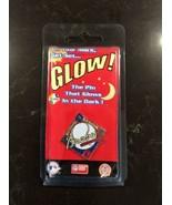 Rare Vintage MLB National League Atlanta Braves Glow In The Dark Lapel Pin - $12.86