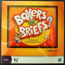 Boxers or Briefs? Adult Card Game Complete - $11.11