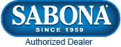 Sabona 350 Black Carbon Fiber Stainless Magnet Bracelet