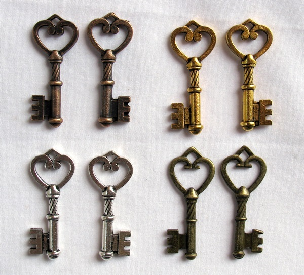 Key charms all4a